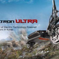 Электросамокат DUALTRON ULTRA 60V32AH 5400ВТ