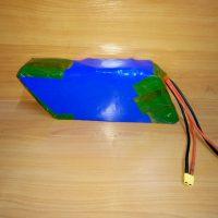 Аккумулятор для электровелосипеда, электросамоката LiIon 48v10Ah на элементах Lishen