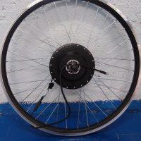 Мотор-колесо редукторное MXUS мощность 500-1500Ватт