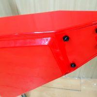 Рама для электровелосипеда Volta Shine Red