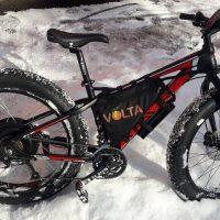 Электро фэтбайк  Volta Snow