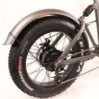 Электровелосипед складной Volta Fat Fold