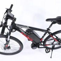 Электровелосипед Trinx с кареточным мотором Bafang 750 Ватт, 48В 17,5Ач