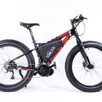 Электровелосипед Volta Fatbike middrive 1000 Ватт 48В25Ач