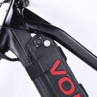 Электровелосипед Volta Discover двухподвесный с кареточным мотором Bafang ULTRA 1500 Ватт, 48В 25Ач