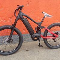 Электровелосипед Volta Discover 2.0 двухподвес с кареточным мотором Bafang ULTRA 1500 Ватт, 48В 35Ач