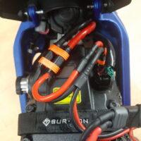Дополнительная батарея 60В25Ач на электробайк Surron X-version