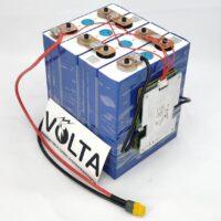 Аккумулятор Volta Power Bank 12,8В 90Ач (Lifepo4) с зарядкой