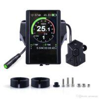 Набор для установки с Мотором для электровелосипеда BAFANG MID DRIVE 1000 ВТ