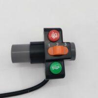 Кнопки фара, гудок трех-позиционный переключатель